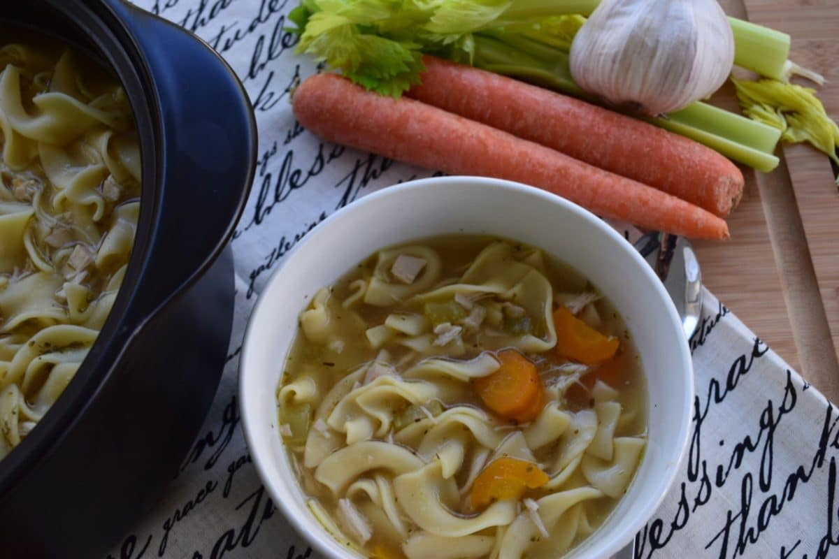 Chicken noodle soup recipe tyler florence food network inducedfo linkedchicken noodle soup recipe tyler florence food networkchicken marsala recipe tyler florence food network50 most popular chicken recipes food forumfinder Choice Image