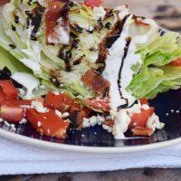 3 B's Ranch Wedge Salad