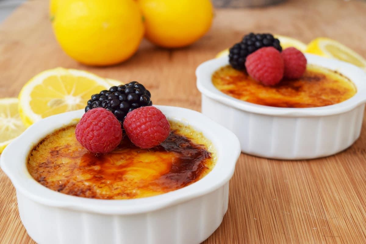 десерт крем брюле рецепт в домашних условиях фото раз вернемся печальным