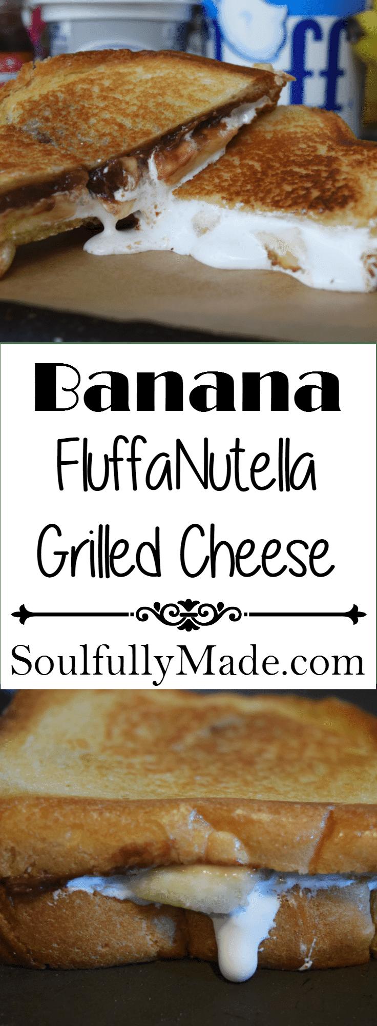 Banana FluffaNutella