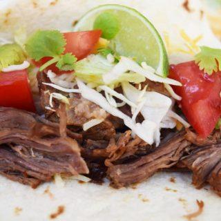 Easy Barbacoa Beef