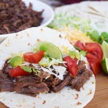 Easy Beef Barbacoa