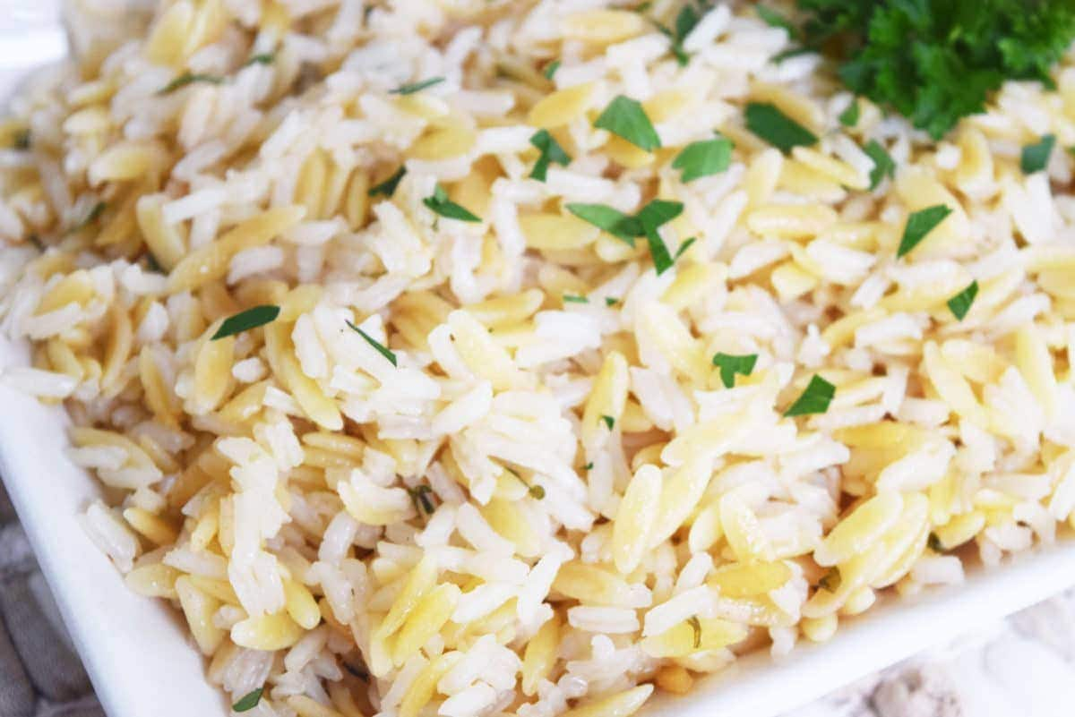 easy rice pilaf  soulfully made