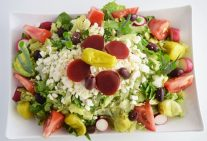 Chopped Greek Salad
