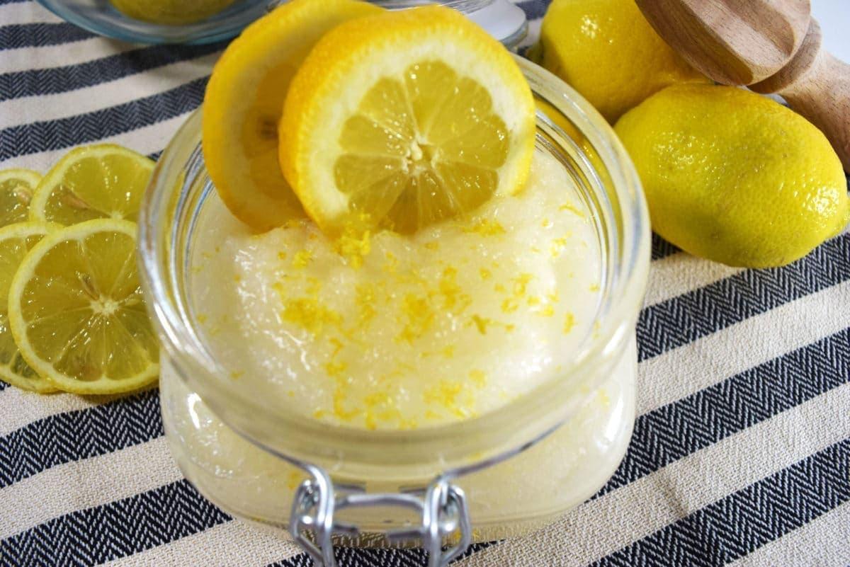 Lemon Sugar Body Scrub Recipe Mycoffeepot Org
