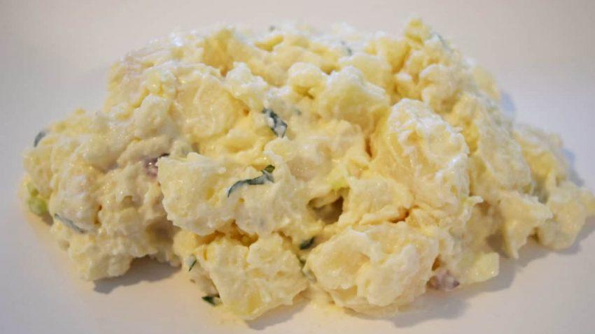 Greek Potato Salad.