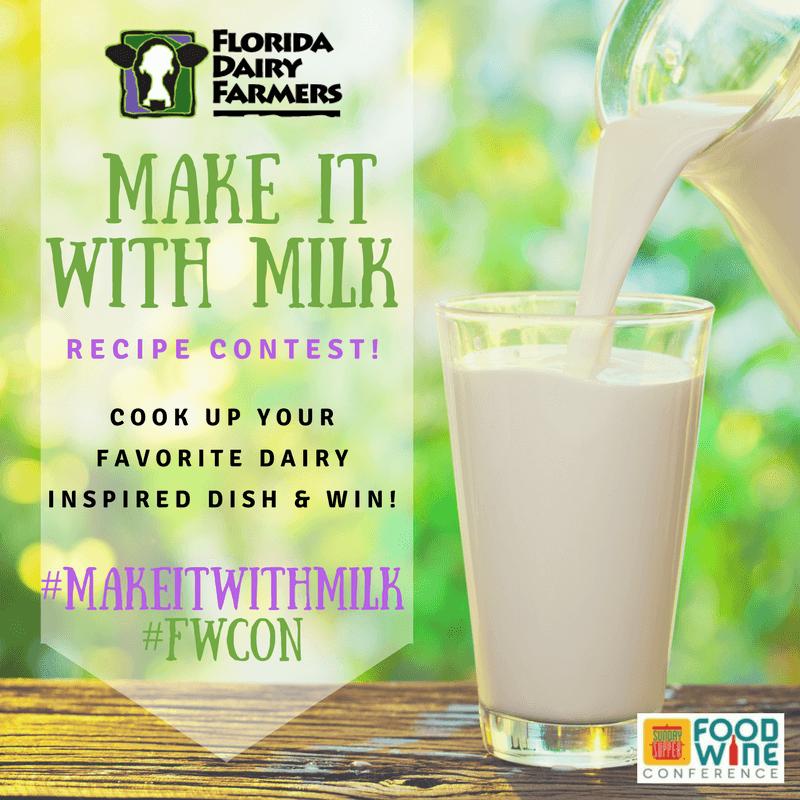Make it with milk