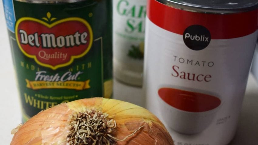 Potato Chip Casserole Ingredients
