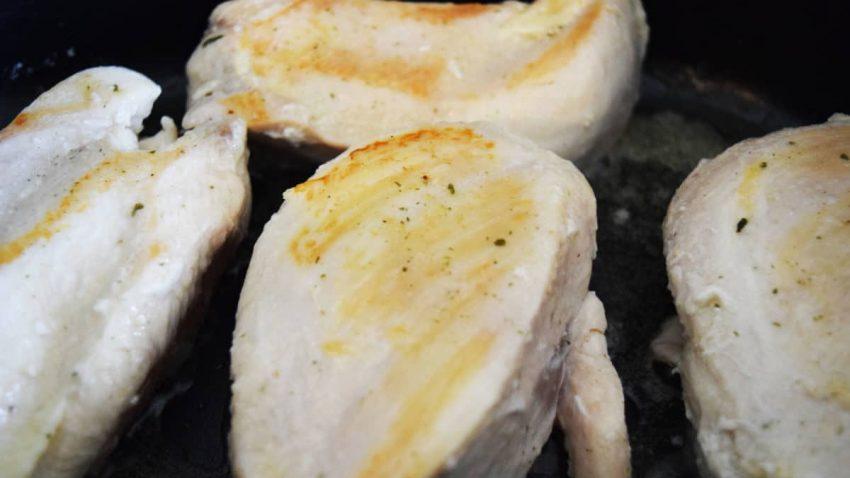 Saute Chicken