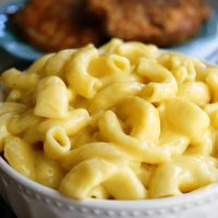 Instant Pot Creamy Mac N Cheese.