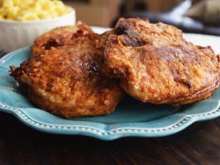 Southern Fried Pork Chop