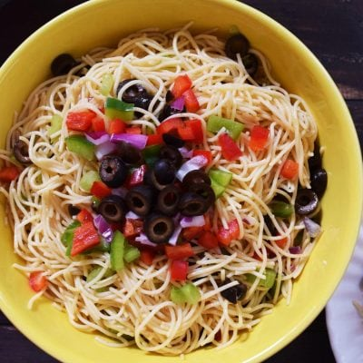 Shelly's Pasta Salad