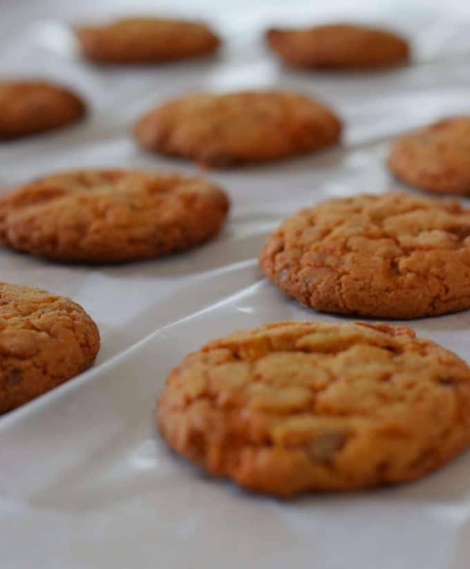 Cake Mix Cookies Butterfinger