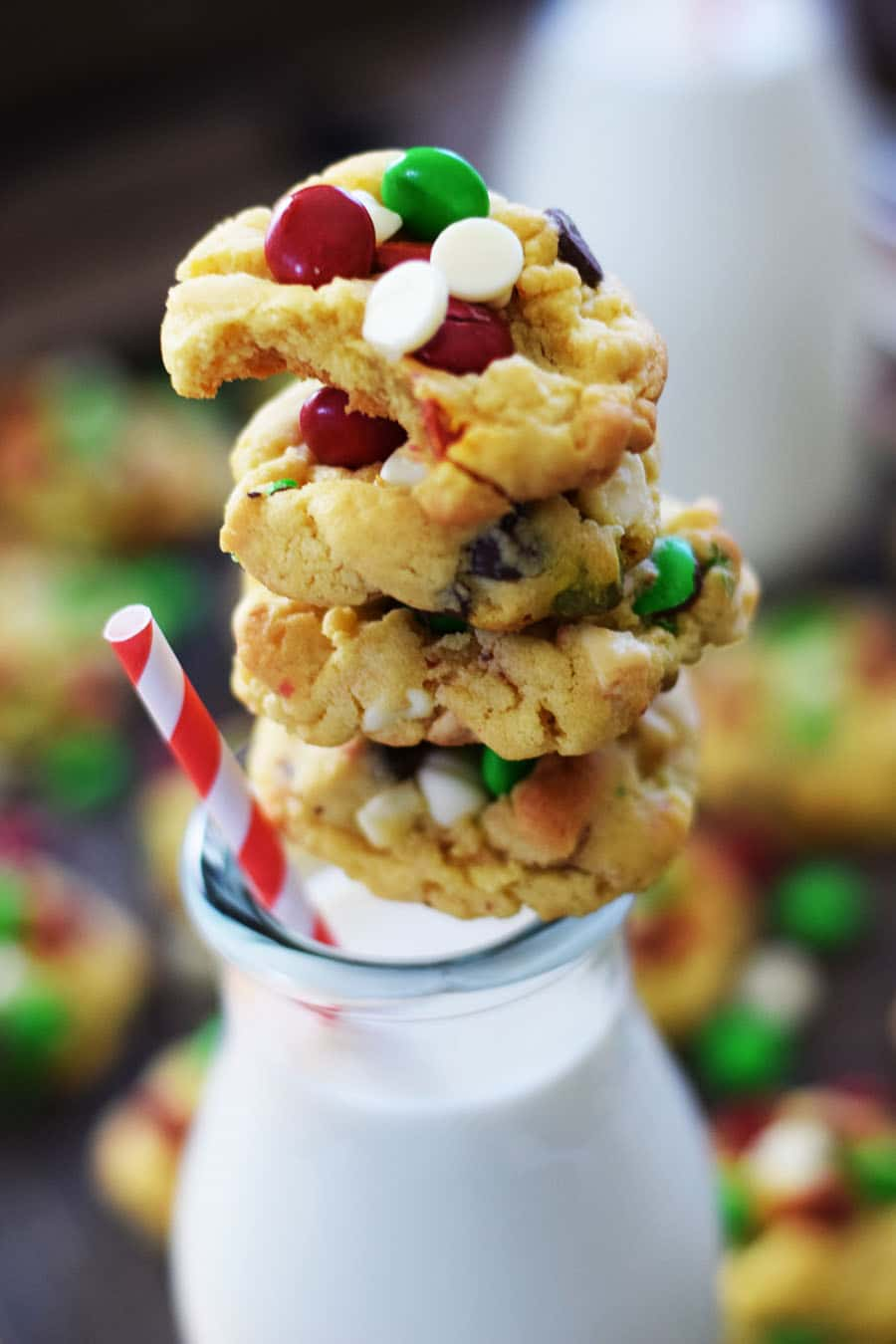 Santa S Chocolate Chip Cookies Soulfully Made