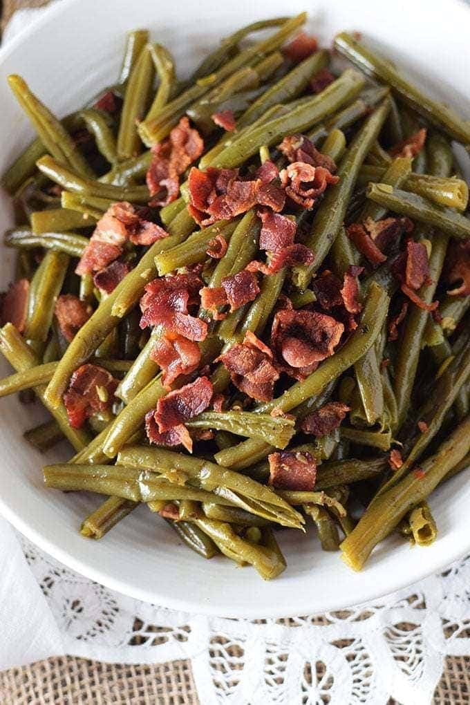 Southern Style Green Beans Soulfully Made