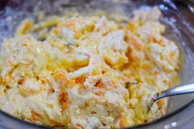 Cheese Mixture for Potato Casserole