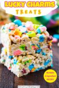 Lucky Charms Treats Pin Image