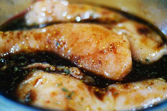 Chicken in Best Grilled Chicken Marinade