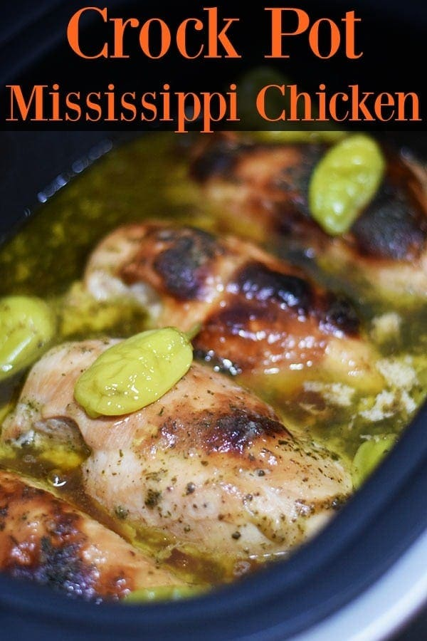 Crock Pot Mississippi Chicken Soulfully Made