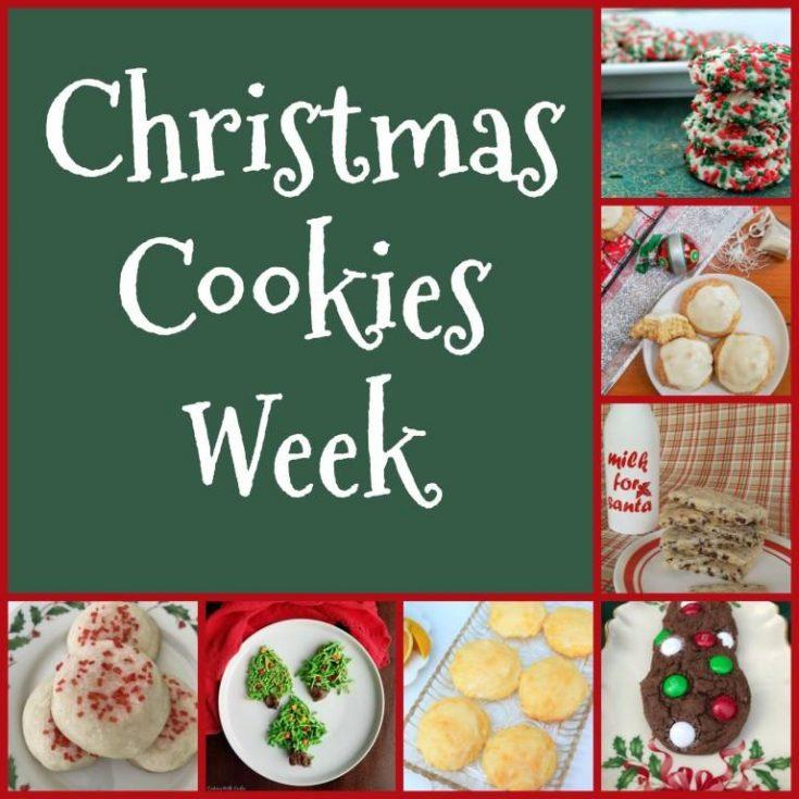 Christmas Cookies Week 2018 Soulfully Made