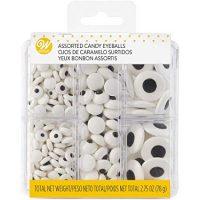 Assorted Candy Eyeballs Box