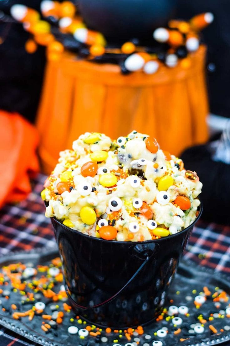 Monster Munch Halloween Popcorn
